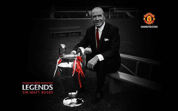 Sir Matt-Red Legends-Manchester United wallpaper Views:6026