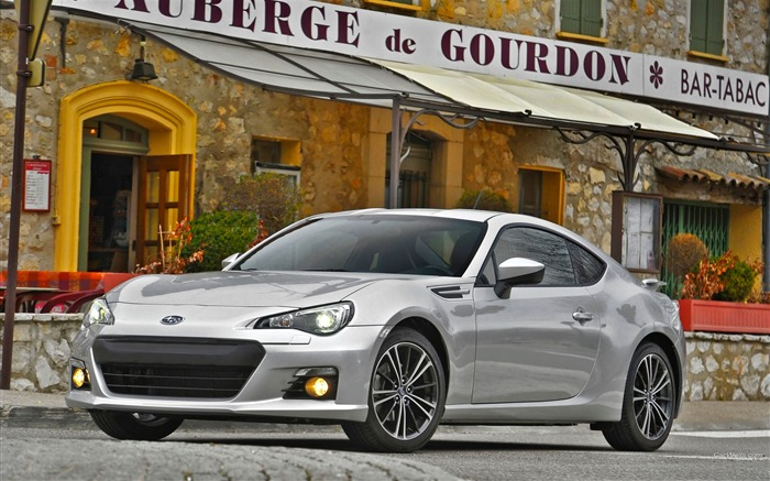 Subaru BRZ  Car HD Wallpaper Views:9601