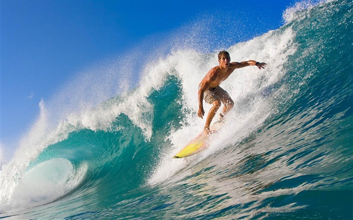 Summer Surf-Sport wallpaper Views:3923