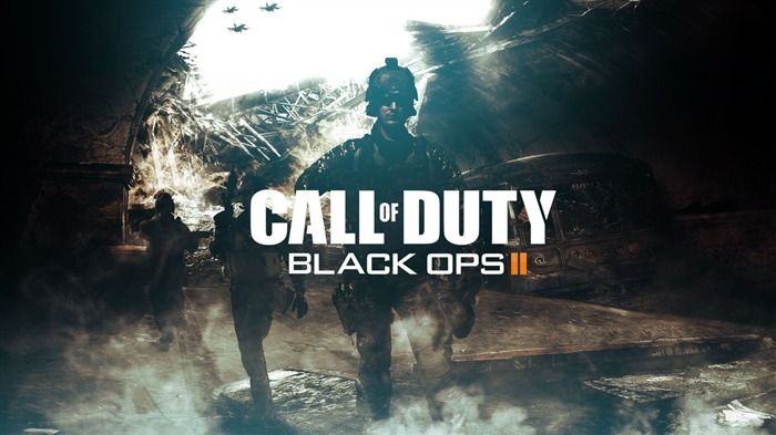 The Call of Duty-Black Ops II Game HD Wallpapers 05 Views:4957