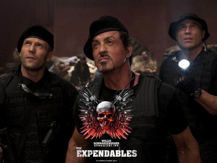 The Expendables 2 HD Movie Wallpaper 02 Views:4571