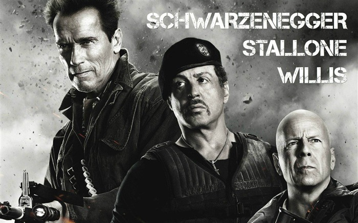 The Expendables 2 HD Movie Wallpaper Views:11111