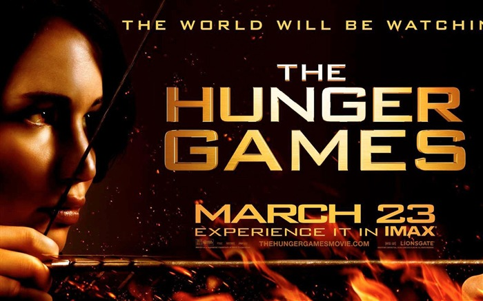 The Hunger Games HD Movie Wallpaper Views:8430