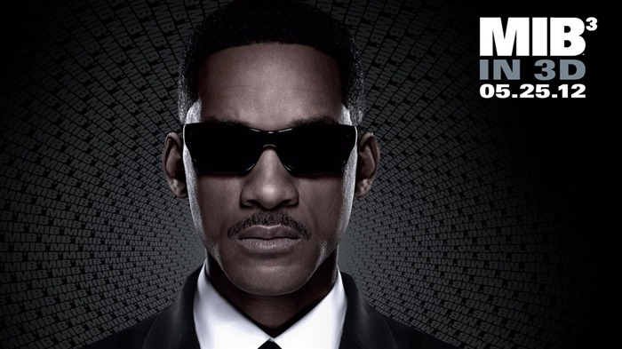 Will Smith-2012 Men In Black 3 HD Movie Wallpaper