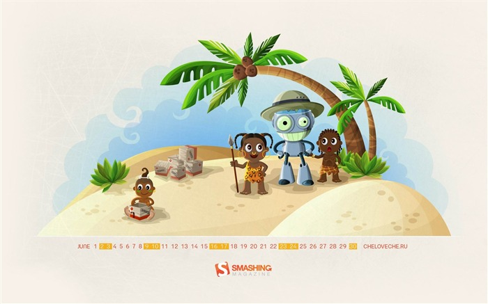 africa-June 2012 calendar wallpaper Views:4475
