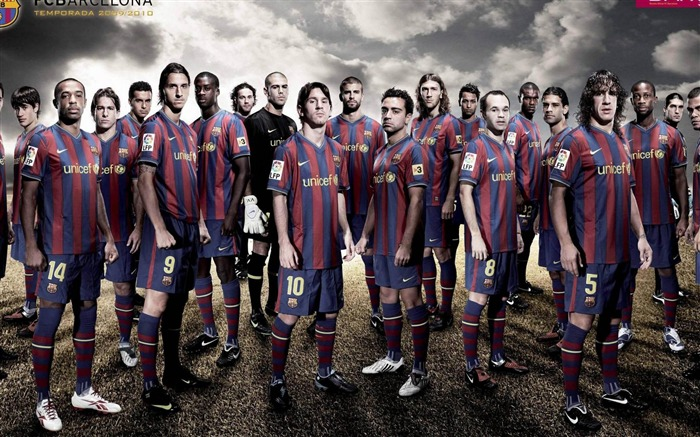 barcelona-Sport wallpaper Views:12975