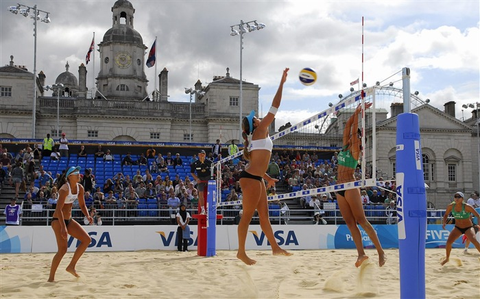 beach volleyball london-Sport wallpaper Views:6982