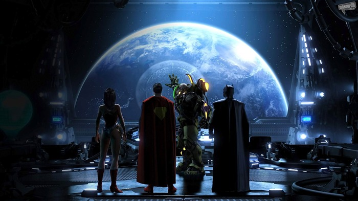 dc universe online-High Quality wallpaper Views:11851