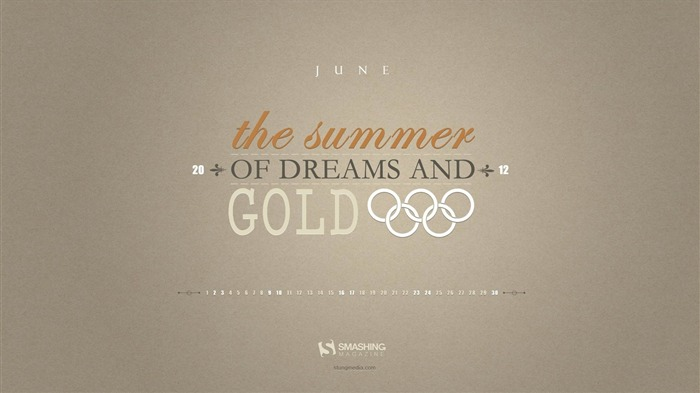dreams-June 2012 calendar wallpaper Views:3583