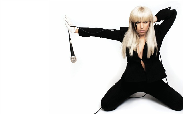 lady gaga-music days after photo wallpaper 04 Views:5068
