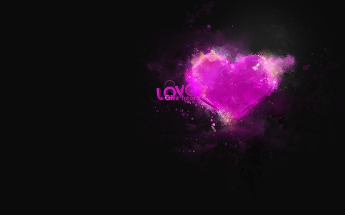 love give heart-love wallpaper Views:4250