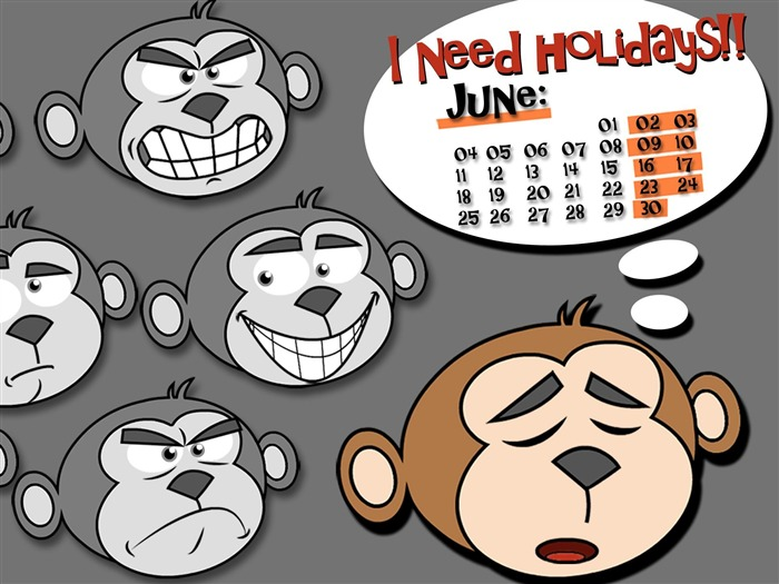 need holiday-June 2012 calendar wallpaper Views:4219