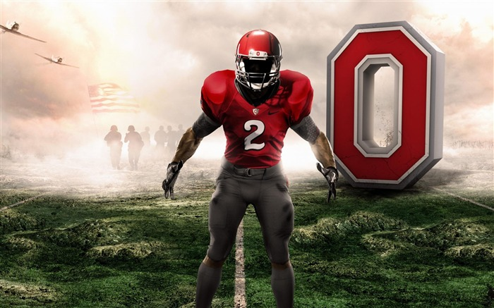 ohio state nike pro combat-Sport wallpaper Views:8525