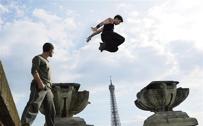 parkour-Sport wallpaper Views:42441