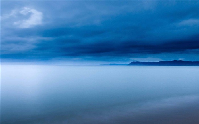 stillness in the storm Michigan-Landscape photography wallpaper Views:3649