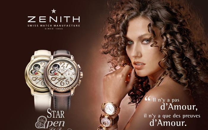 International Brand Watches Advertising wallpaper Views:16295