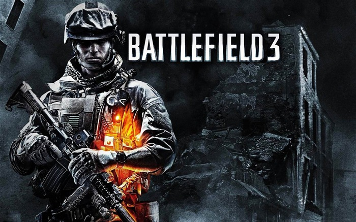 Battlefield 3 Games HD Wallpaper Views:8547