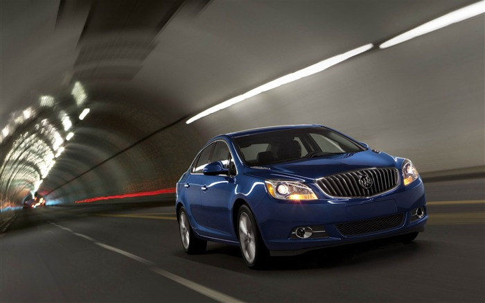 Buick Verano Turbo HD Car Wallpaper Views:4882