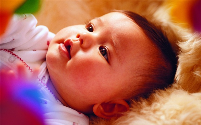 Cute Baby Photography Wallpaper Views:6840