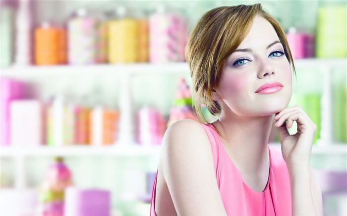 Emma Stone beautiful actress wallpaper Views:18361