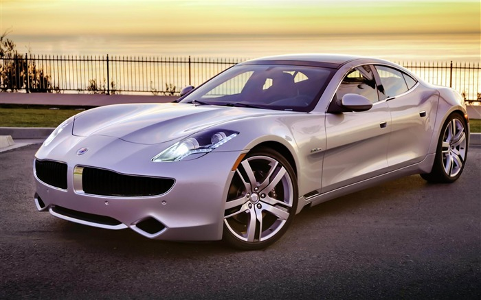 Fisker Karma Ever Auto HD Wallpaper Views:9042