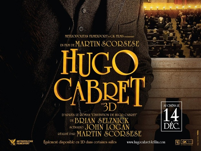 Hugo HD Movie Desktop Wallpaper 02 Views:1565