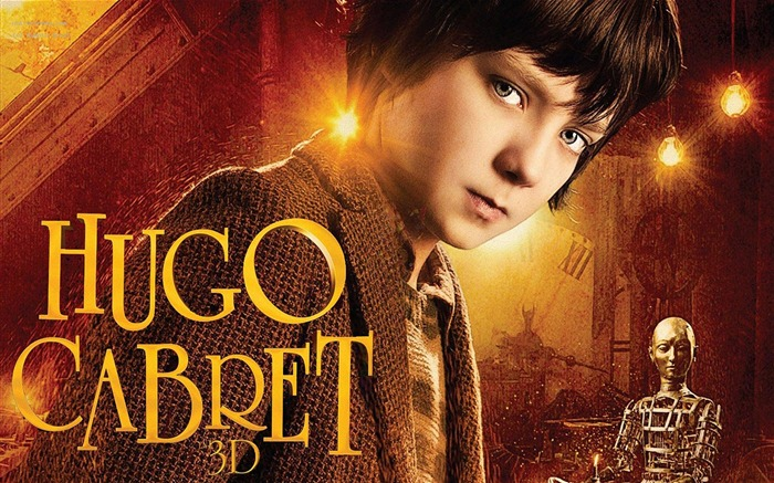 Hugo HD Movie Desktop Wallpaper 03 Views:3315
