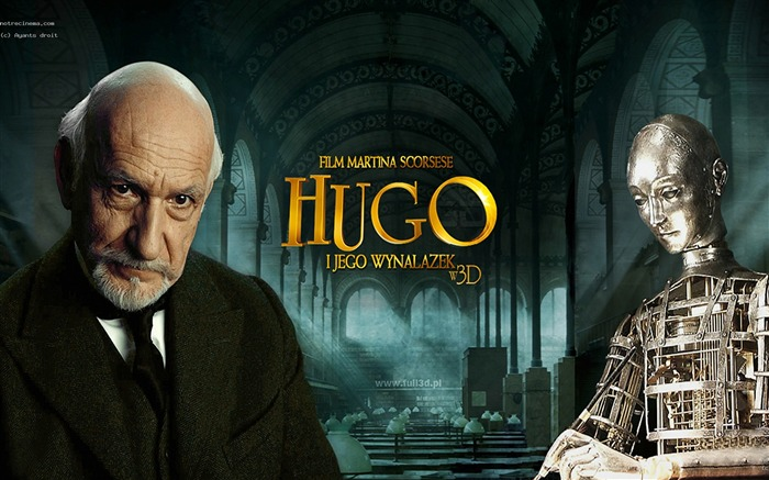 Hugo HD Movie Desktop Wallpaper 04 Views:3345