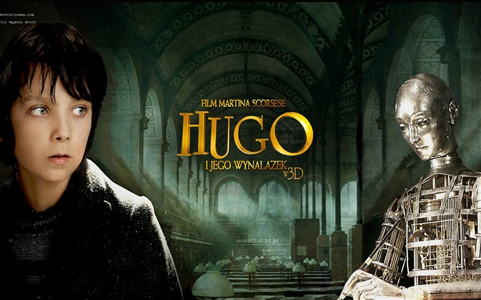 Hugo HD Movie Desktop Wallpaper 05 Views:4306