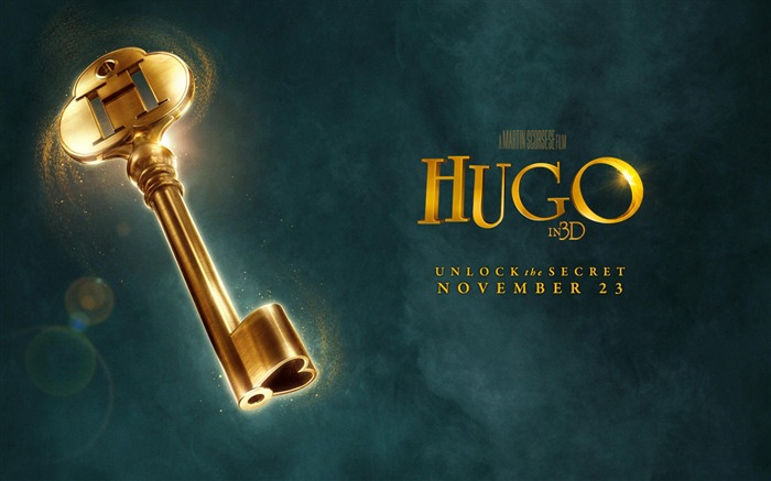 Hugo HD Movie Desktop Wallpaper 06 Views:5244