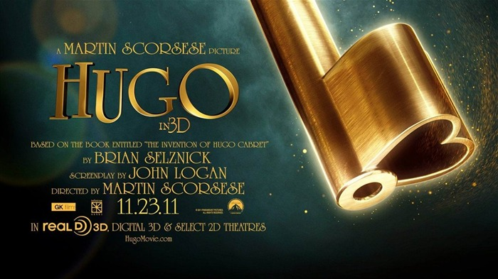 Hugo HD Movie Desktop Wallpaper 07 Views:2050