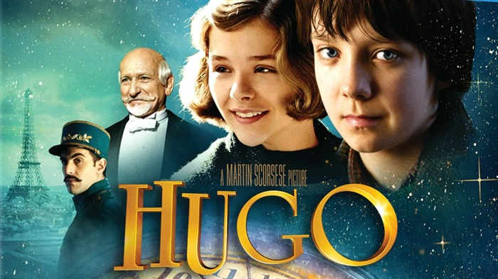 Hugo HD Movie Desktop Wallpaper 17 Views:2290