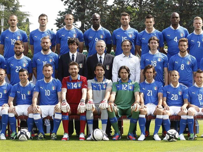 意大利足球队-euro 2012欧洲杯壁纸