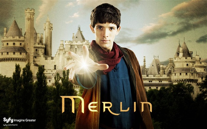 Merlin-American TV series Wallpaper Views:9007