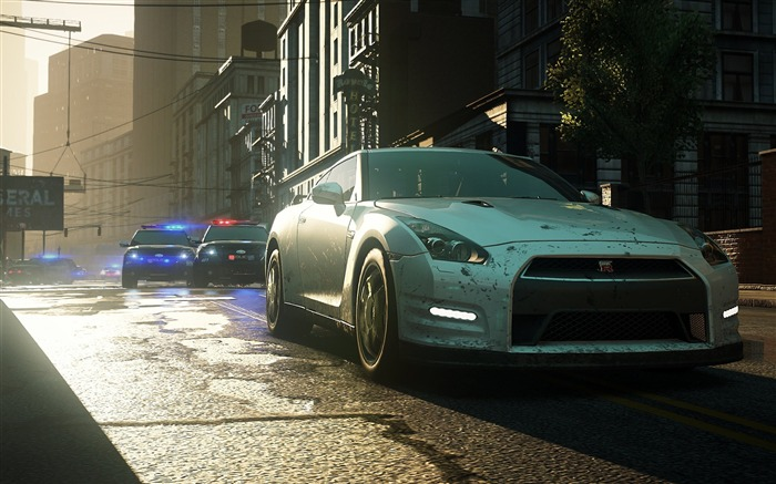 Need for Speed-Most Wanted Game HD Wallpaper 01 Views:8219