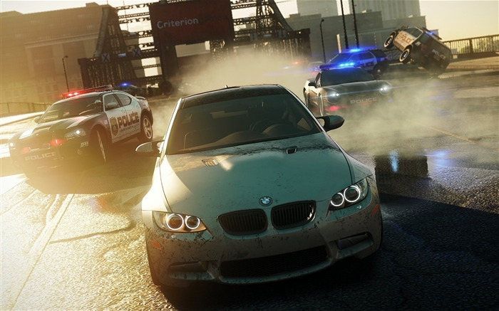 Need for Speed-Most Wanted Game HD Wallpaper 02 Views:6773
