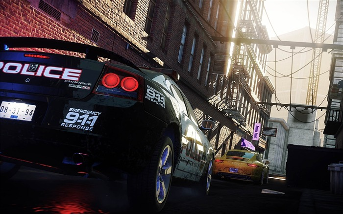 Need for Speed-Most Wanted Game HD Wallpaper 05 Views:7858