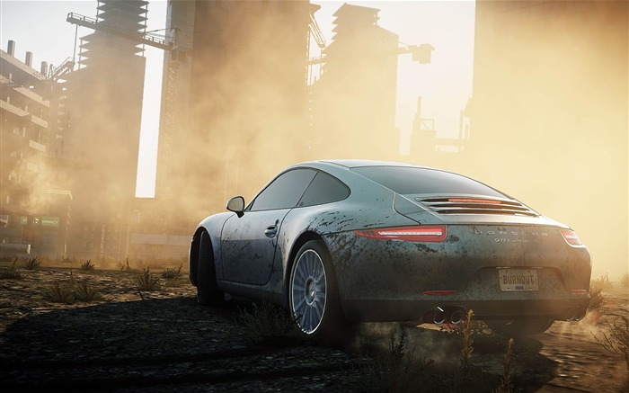 Need for Speed-Most Wanted Game HD Wallpaper 07 Views:8974