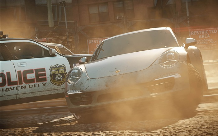 Need for Speed-Most Wanted Game HD Wallpaper 08 Views:3983