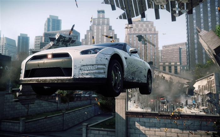 Need for Speed-Most Wanted Game HD Wallpaper 09 Views:10109