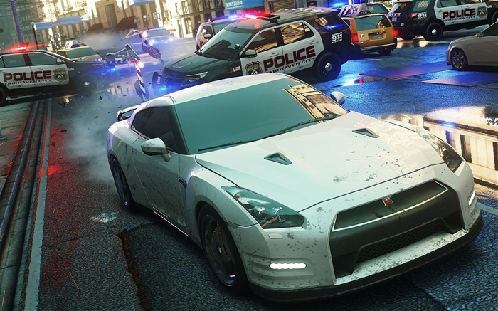 Need for Speed-Most Wanted Game HD Wallpaper 10 Views:10539