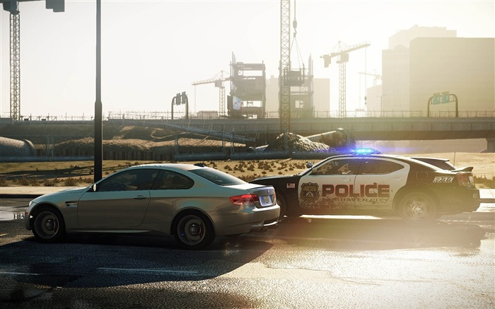 Need for Speed-Most Wanted Game HD Wallpaper 12 Views:7364
