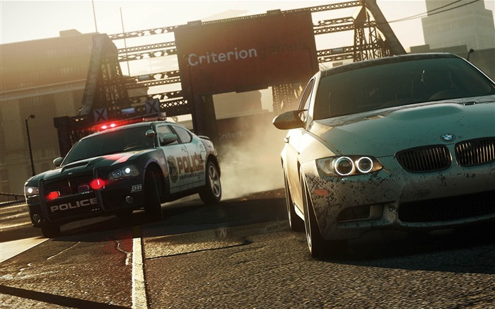 Need for Speed-Most Wanted Game HD Wallpaper 13 Views:6641