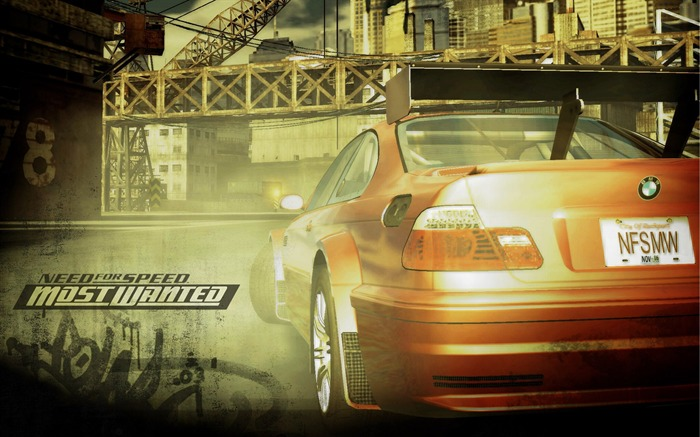 Need for Speed-Most Wanted Game HD Wallpaper 16 Views:6961