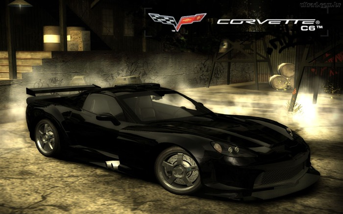 Need for Speed-Most Wanted Game HD Wallpaper 17 Views:18988