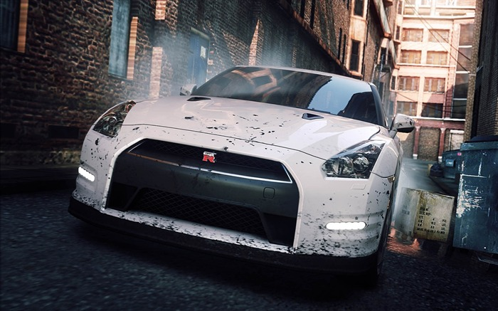 Need for Speed-Most Wanted Game HD Wallpaper Views:14159