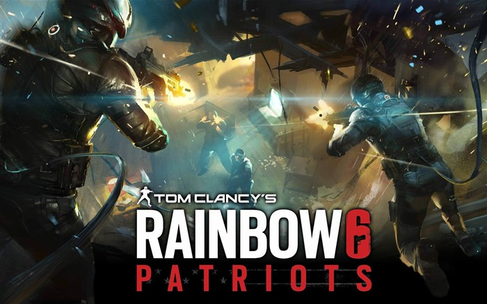 Rainbow 6 Patriots Game HD Wallpaper Views:6976
