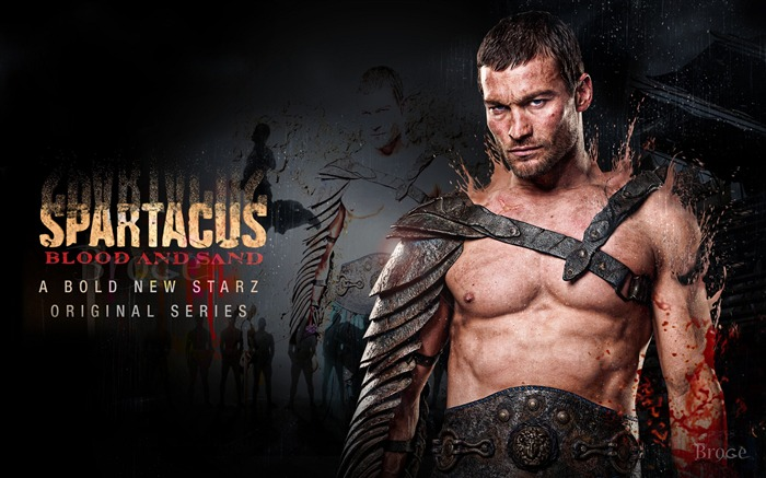 Spartacus-Blood and Sand Movie HD Wallpaper Views:9635