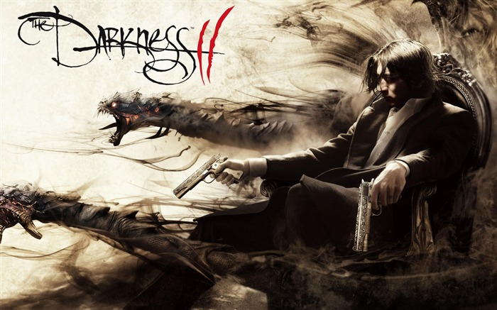 The Darkness 2 Game HD Wallpaper Views:8769