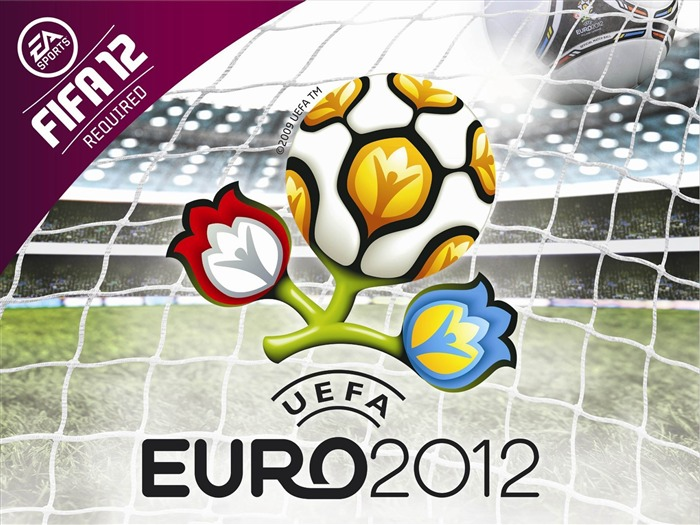 Title:UEFA -Euro 2012 HD desktop wallpaper Views:6843